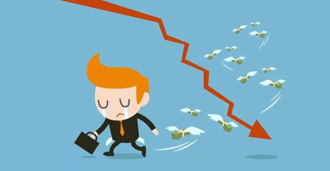 Le fasi di accettazione psicologica di una perdita Finanziaria
